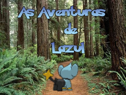 Fanfic / Fanfiction Pokémon As Aventuras de Lazul