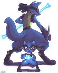 Fanfic / Fanfiction Pokémon- Skow Lucario