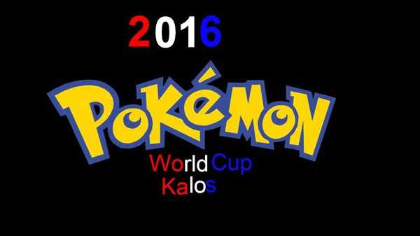 Fanfic / Fanfiction Pokémon World Cup Kalos 2016-INTERATIVA