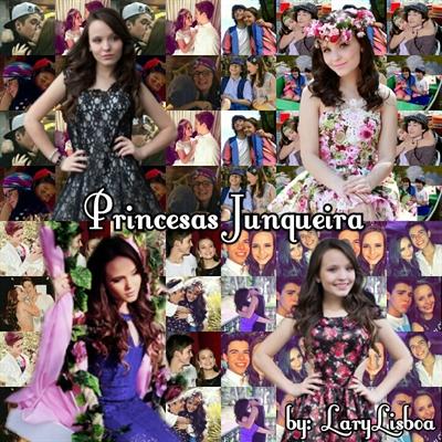 Fanfic / Fanfiction Princesas Junqueira.