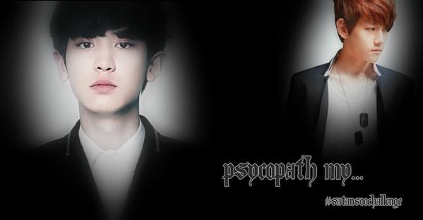 Fanfic / Fanfiction Psychopath my...