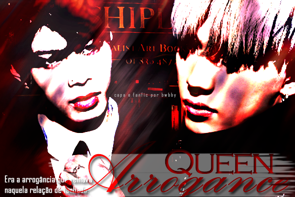 Fanfic / Fanfiction Queen Arrogance.