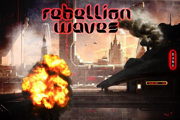 Fanfic / Fanfiction Rebellion Waves