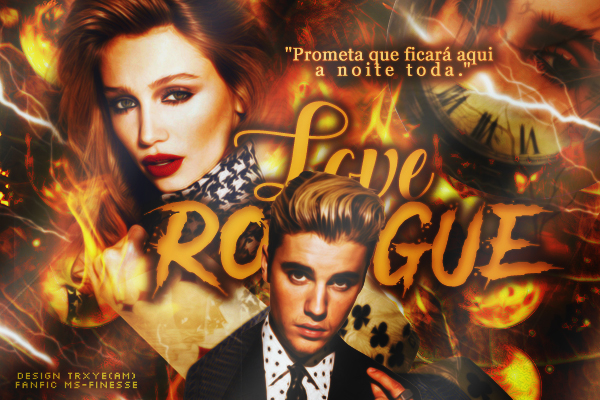 Fanfic / Fanfiction Rogue Love