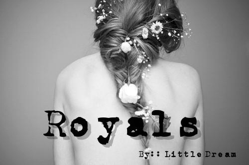 Fanfic / Fanfiction Royals - Interativa