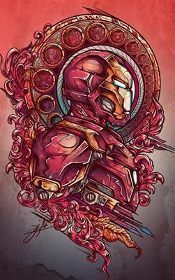 Fanfic / Fanfiction Saito o homem de ferro