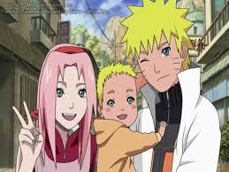 Fanfic / Fanfiction Sakumo Uzumaki o filho de Naruto