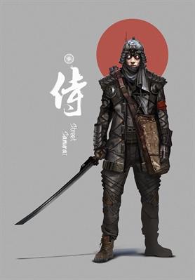 Fanfic / Fanfiction Samurai Moderno