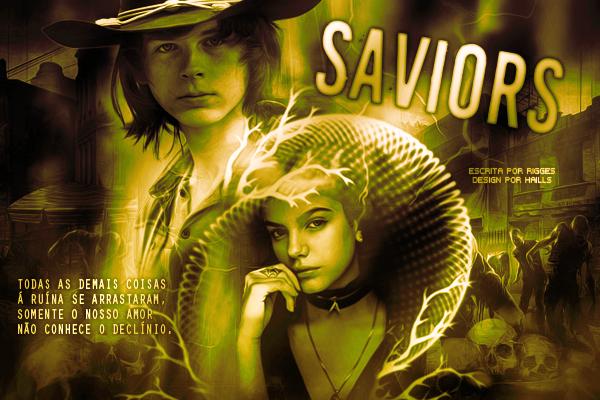 Fanfic / Fanfiction Saviors