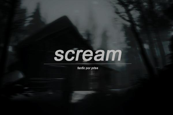 Fanfic / Fanfiction Scream (Interativa)