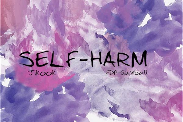 Fanfic / Fanfiction Self-Harm - Jikook