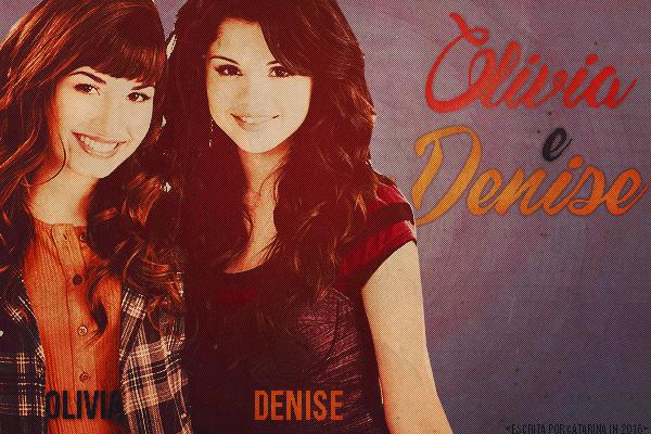 Fanfic / Fanfiction Olivia e Denise