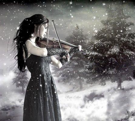 Fanfic / Fanfiction Serenata das rosas de gelo