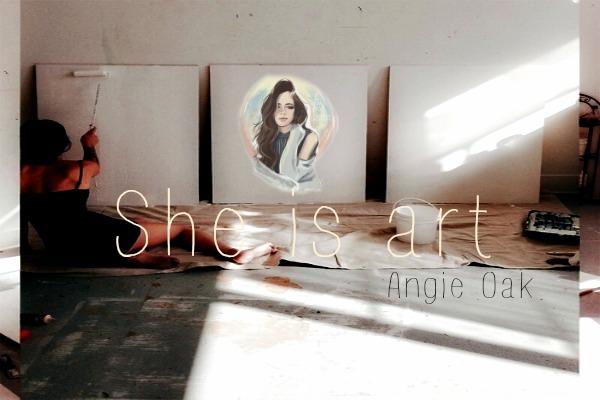 Fanfic / Fanfiction She Is Art