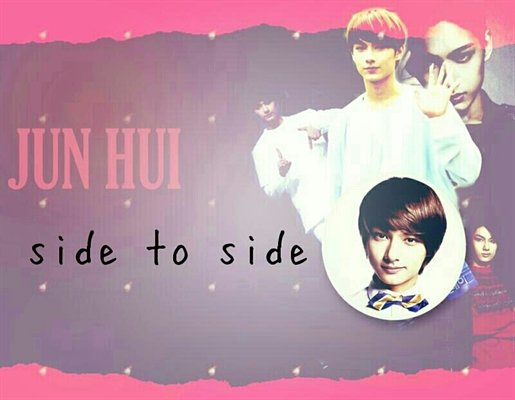 Fanfic / Fanfiction Side to Side - Imagine Jun (SEVENTEEN)