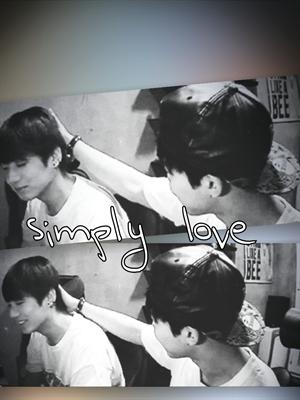 Fanfic / Fanfiction Simply love(jikook)