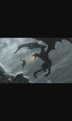 Fanfic / Fanfiction Skyrim: a lenda
