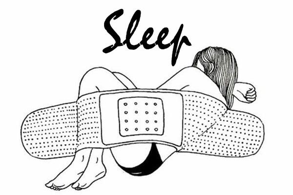 Fanfic / Fanfiction Sleep