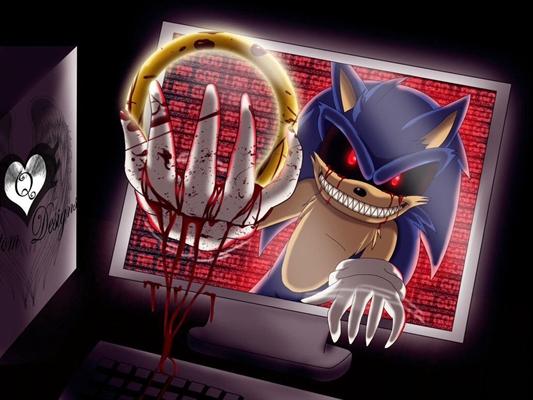 Fanfic / Fanfiction Sonic: o game que você nunca vai querer jogar