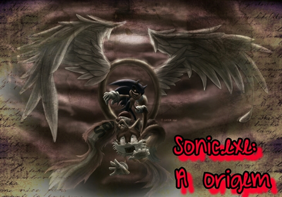 Fanfic / Fanfiction Sonic.exe: A origem