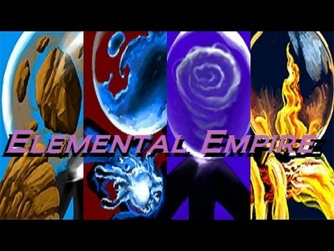 Fanfic / Fanfiction Stick Empires- Elemental Empire