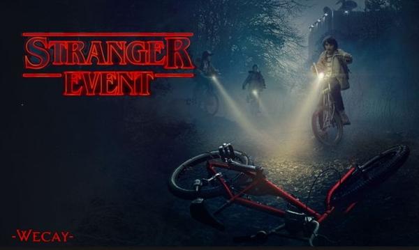 Fanfic / Fanfiction Stranger Event