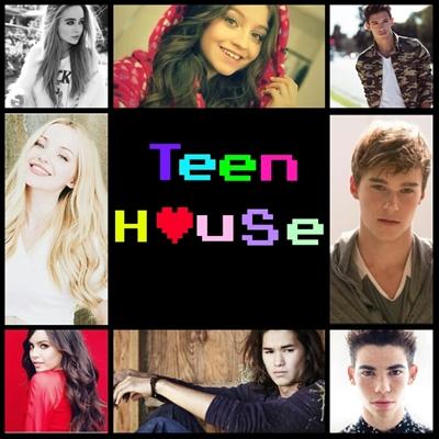 Fanfic / Fanfiction Teen House