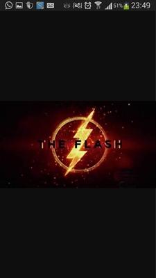 Fanfic / Fanfiction The flash
