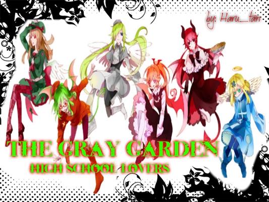Fanfic / Fanfiction The Gray Garden: High School Lovers