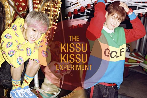 Fanfic / Fanfiction The Kissu Kissu Experiment