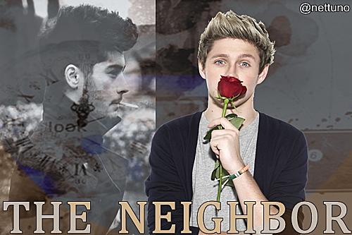 Fanfic / Fanfiction The Neighbor