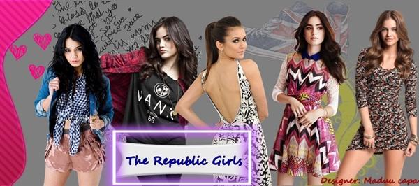 Fanfic / Fanfiction The republic Girls