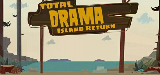 Fanfic / Fanfiction Total Drama: Island Return