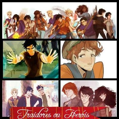 Fanfic / Fanfiction Traidores Ou Heróis?