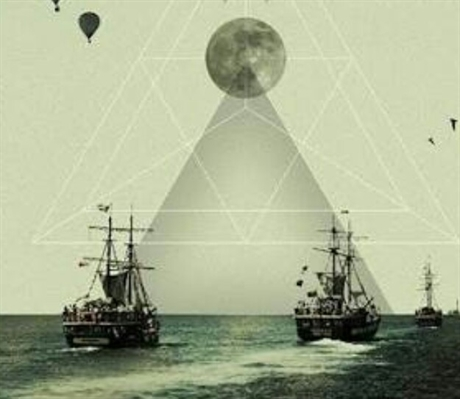 Fanfic / Fanfiction Triângulo do Tempo