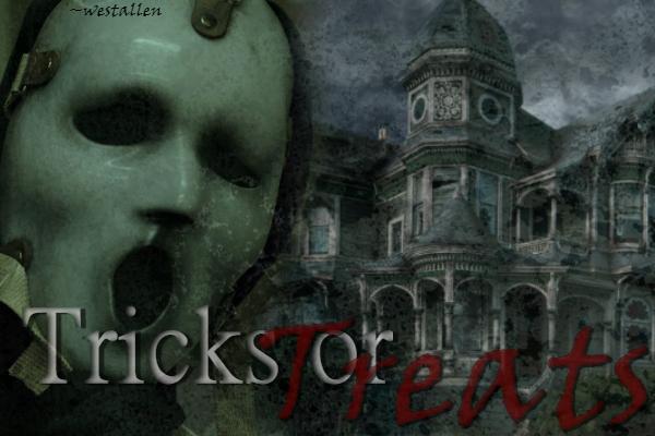 Fanfic / Fanfiction Tricks or Treats - INTERATIVA