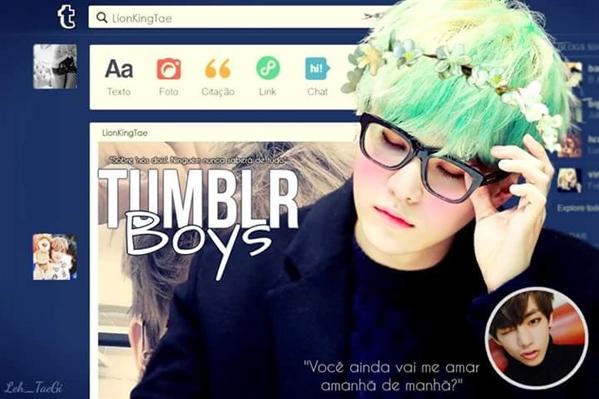Fanfic / Fanfiction Tumblr Boys