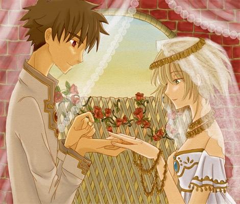 Fanfic / Fanfiction Um casamento inesperado