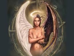 Fanfic / Fanfiction Um demônio ou um anjo