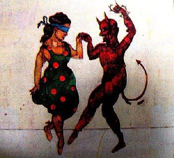 Fanfic / Fanfiction Um xote com o demônio