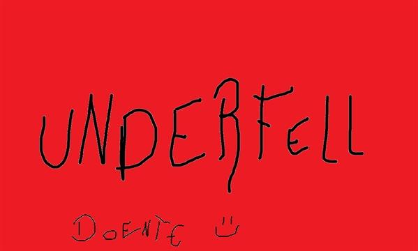 Fanfic / Fanfiction Underfell - Doentona no buraco