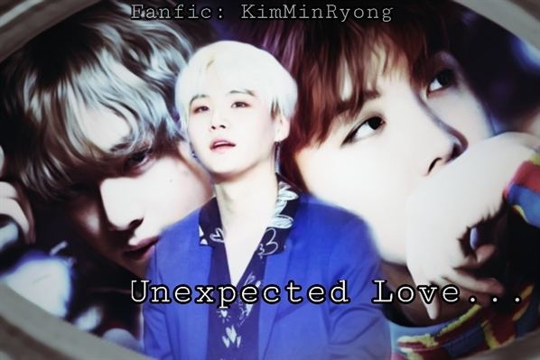 Fanfic / Fanfiction Unexpected Love ( Yoonseok, Taegi, Vhope, Namjin, Jikook)