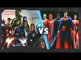 Fanfic / Fanfiction Vingadores VS Liga Da Justiça