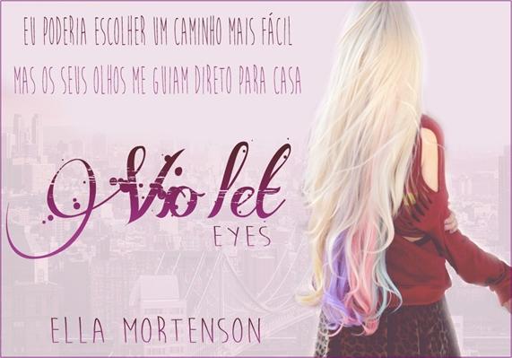 Fanfic / Fanfiction Violet Eyes