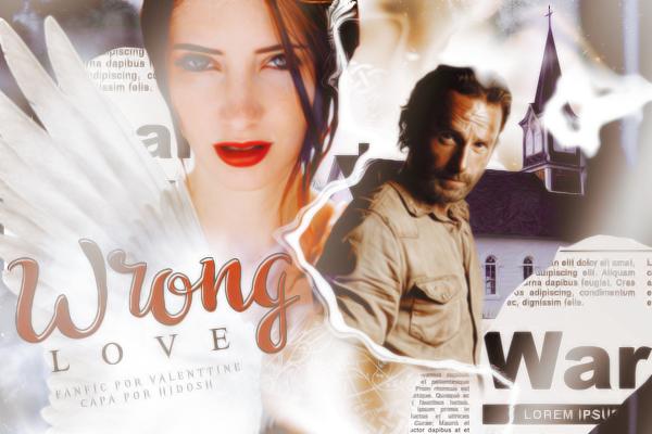 Fanfic / Fanfiction Wrong Love