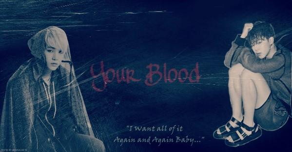 Fanfic / Fanfiction Your Blood (Yoonmin)