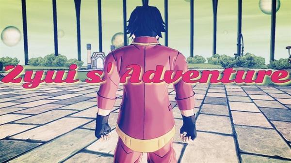 Fanfic / Fanfiction Zyui's Adventure