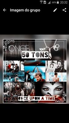 Fanfic / Fanfiction 50 tons de Once Upon A Time