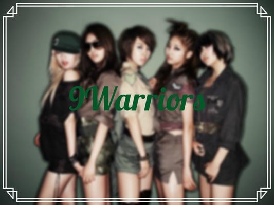 Fanfic / Fanfiction 9Warriors