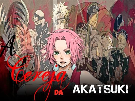 Fanfic / Fanfiction A cereja da Akatsuki